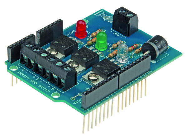 Arduino utft graphics