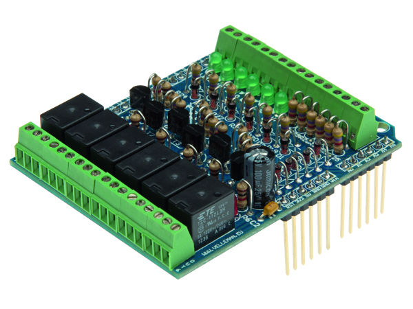 Program for arduino uno r3 on russian