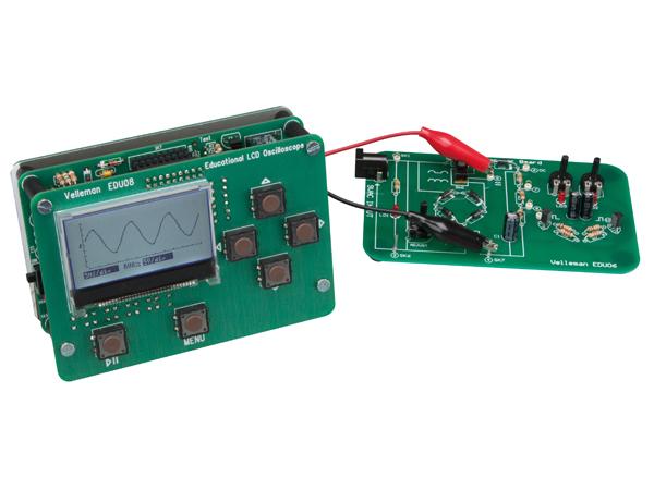 Snap On Digital Storage Oscilloscope : Education