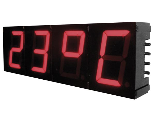Velleman Big Digital Clock Temp Display Kit K8089