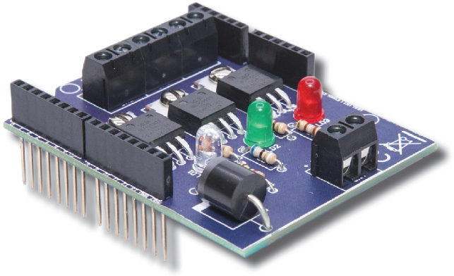 Velleman RGB Shield for Arduino Kit KA01