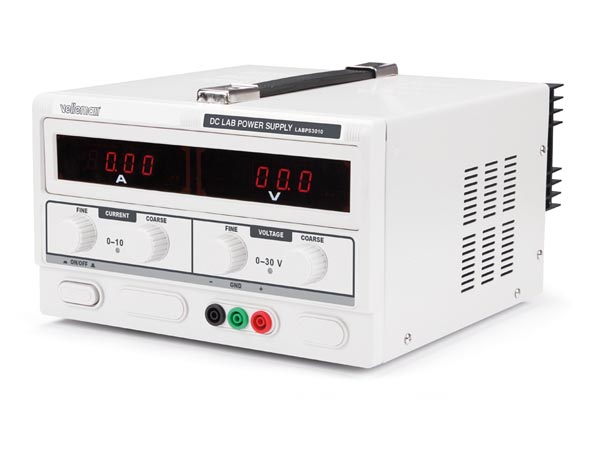 bench power supply lcd display labps3010