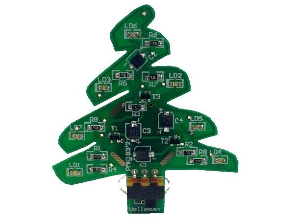 velleman usb smd christmas tree minikit mk183 - Usb Christmas Tree