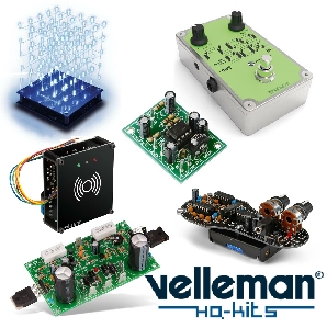 Velleman Kits (K8055N USB Interface)
